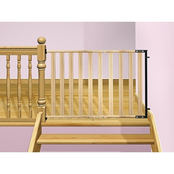 gel nderschutz reer jonas treppengitter treppenschutz baby holz rahme sicherung ebay. Black Bedroom Furniture Sets. Home Design Ideas